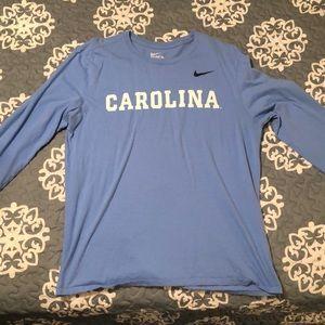 North Carolina Tar Heels Long Sleeve shirt